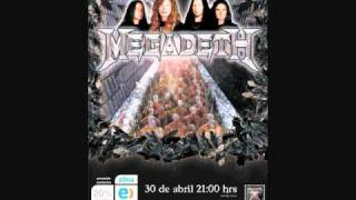 Megadeth Chile 2010 Peace Sells+Holy Wars Reprise(Audio Mejorado)