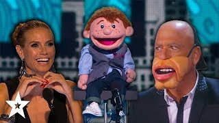 WINNER Ventriloquist | All Performances | America