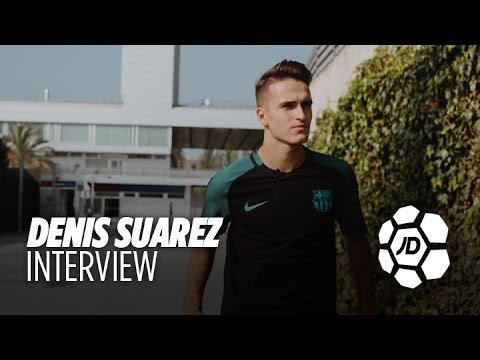 Denis Suárez Talks Studying Andres Iniesta and David Silva, Nike Magista II and More...