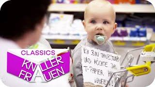 Martinas Baby geht einkaufen