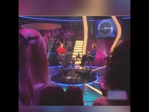 The Fastest Man To Win who wants To Be a Millionaire . |