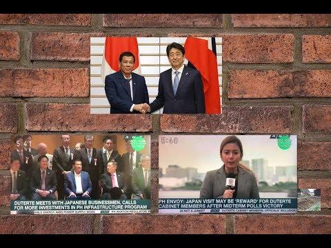 ドゥテルテ大統領「我々のインフラ建設計画に参画をお願いする。私が日本企業の投資を守る。何が問題か教えてくれたら私たちがその問題を叩き潰す」