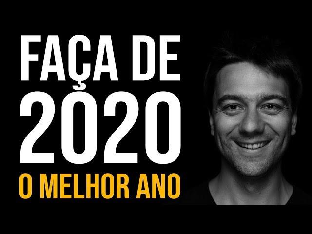 2020 SERÁ O MELHOR ANO DA SUA VIDA!   NANDO PINHEIRO