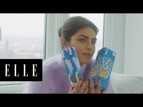 Priyanka Chopra's Ultimate Snack Ranking | ELLE Mp3