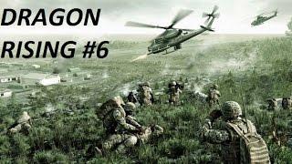 Operation Flashpoint: Dragon Rising: Walkthrough on Hardcore - Mission 6 - Hip Shot