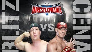 ★ Bruce Blitz vs John Cena - Wrestlemania 32 Promo ★