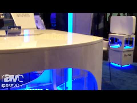 DSE 2017: Ventus Shows LCM100 Networking Router