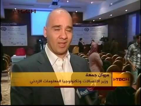 i-Tech: Arab Social Media Forum 10 - Jordan