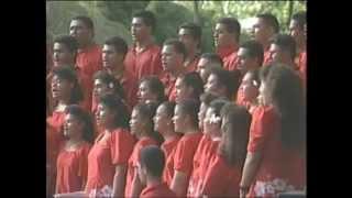 ASCC Choir-