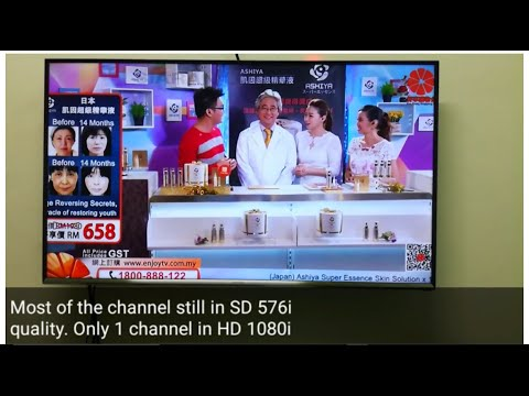 How To Watch MyTV Digital Terrestrial Television Malaysia? - YouTube