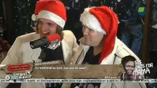Zanger Rinus zet zich in voor het goede doel  , met zijn nieuwe kerst hit , Top Rinus