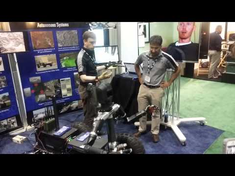 2014 AUVSI Conference- Johns Hopkins Applied Physics Laboratory Demonstration
