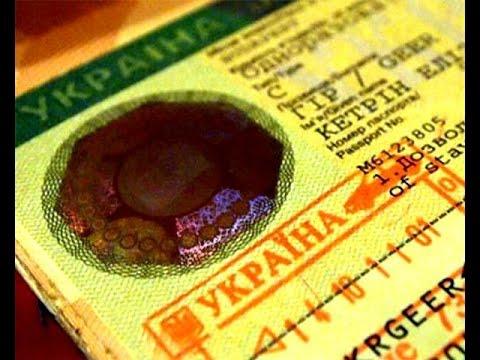 Виза в Украину. Визы в Украину для россиян