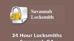 24 Hour Locksmiths Savannah GA