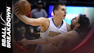 Why Nikola Jokic Is The Best Passing Center In The NBA
