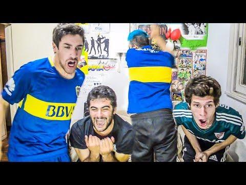 Boca 0 Palmeiras 2 | Copa Libertadores 2018 | Reacciones de Amigos