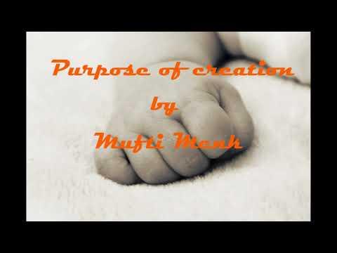 Purpose of Creation