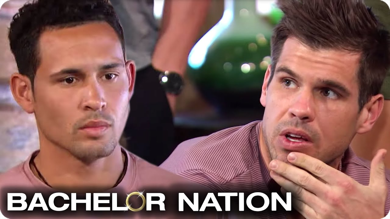Download Hunter Confronts Thomas Over Being Bachelor | The Bachelorette