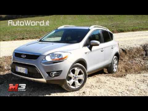 ford kuga 2012 test drive youtube. Black Bedroom Furniture Sets. Home Design Ideas