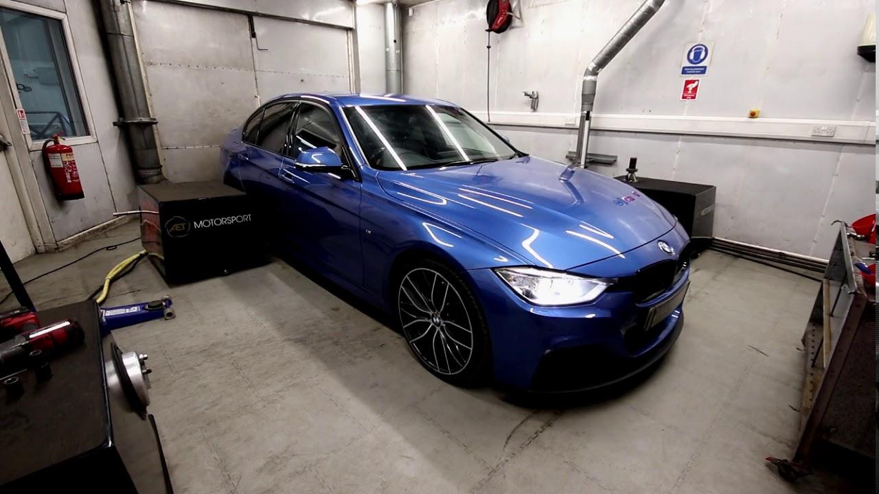 BMW 335i - Stage 2 V420R Remap