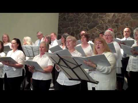 Hallelujah Resurrection Morning sung by the Coulee Community Choir   Directed by Kay Wallace