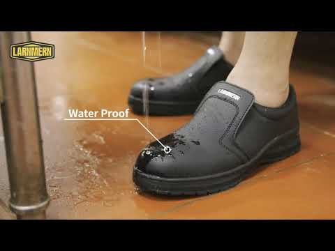 larnmern Chef Shoe safety shoes