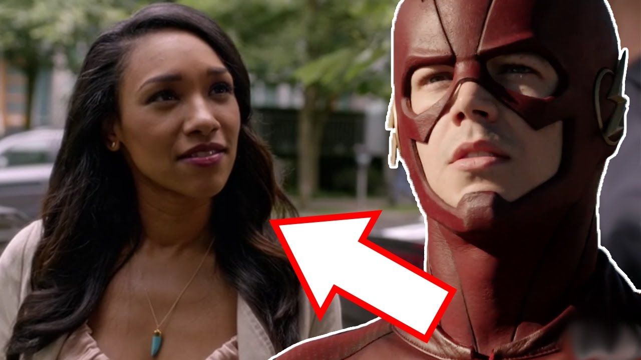 What happened to Iris West after Flashpoint? - The Flash Season 3