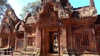 Angkor (1): Khmer-Tempel und Siem Reap / Kambodscha