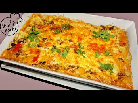 Tortellini Auflauf | Ahmet Kocht | kochen | Folge 266