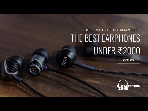 Comparing the Best Earphones under �