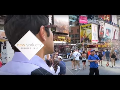 New York, Summer 2015   The Global Internship Program