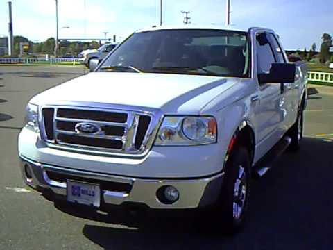 2008 Ford F150 Extended Cab >> 2007 Ford F150 Extended Cab 4x4 XLT - YouTube