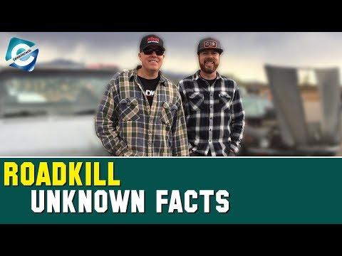 Behind the scene secrets of Roadkill | David Freiburger and Mike Finnegan