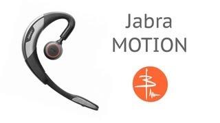 Жабры на ухе или Jabra Motion. Видеообзор<