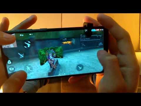 Shotgun Handcam Samsung A10🖱 free fire