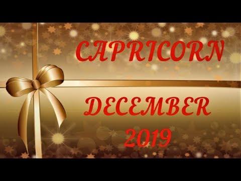 CAPRICORN DECEMBER 2019 |