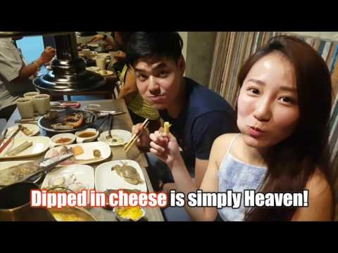 Gowhere Singapore – New Thai Tanic (Seafood BBQ)