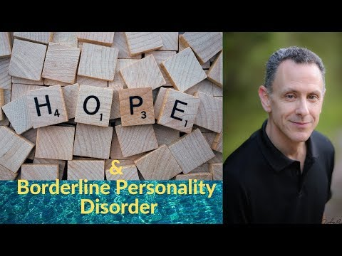 Hope and Borderline Personality Disorder