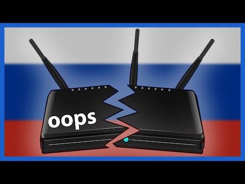 Russia Censors Internet... Breaks Internet By Mistake