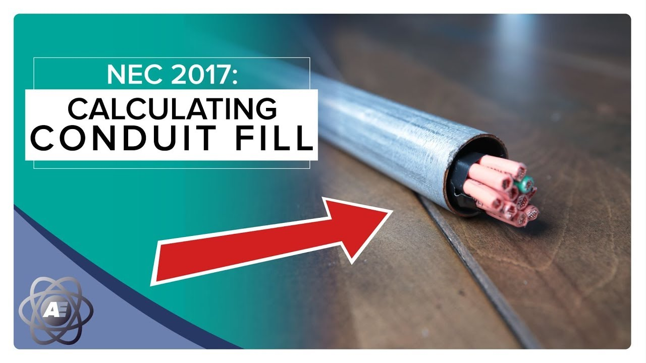 How to Calculate Conduit Fill