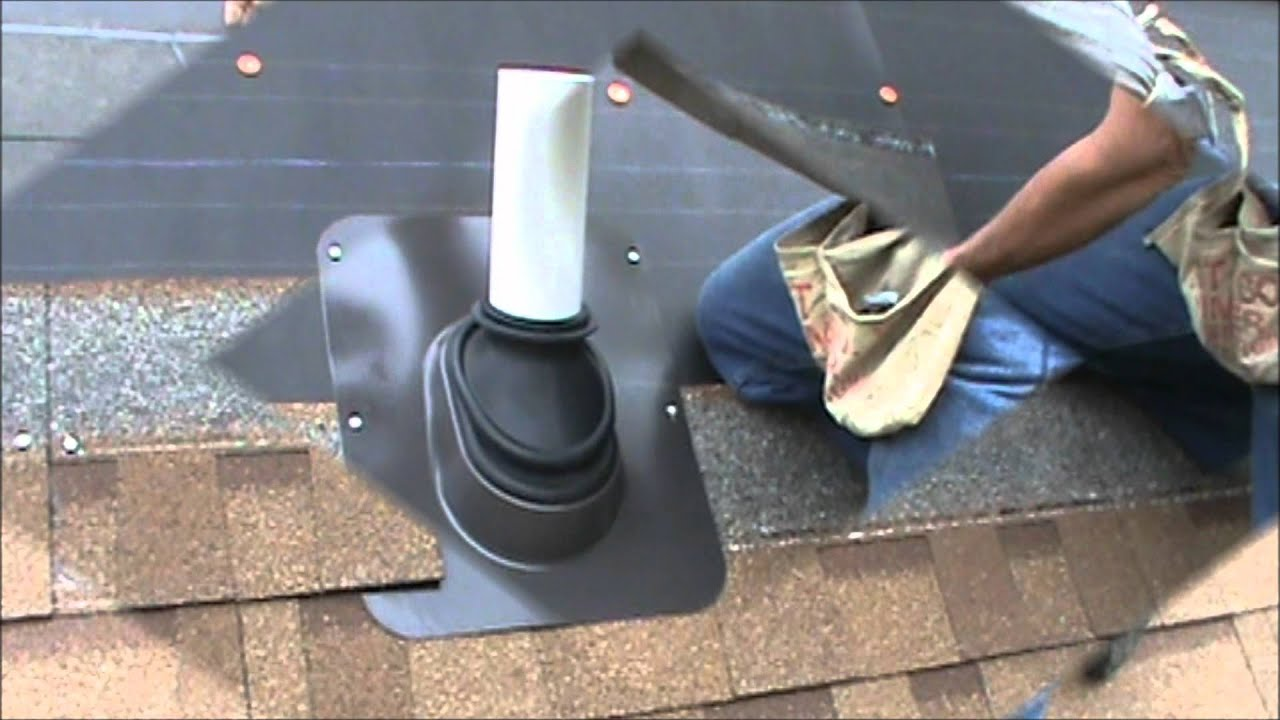 Lifetime Tool ultimate pipe flashing fitting installation.wmv - YouTube & Lifetime Tool ultimate pipe flashing fitting installation.wmv ... memphite.com