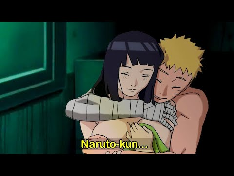 Naruto and Hinata's first night after the wedding - Naruto Shippuden