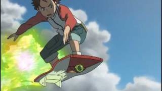 Eureka Seven English Language Trailer