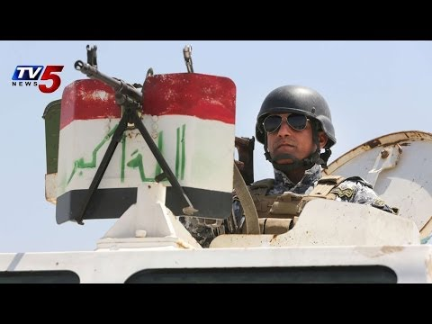 Sunni Militants Have Seized Another Town In Iraq's western Anbar province : TV5 News