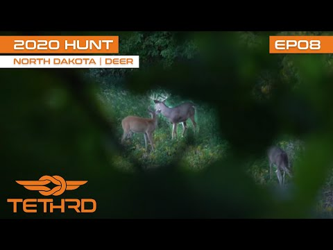 2020 Tethrd Hunt Tour - Jared Shaffer And The BIGGEST BUCK Of His LIFE!