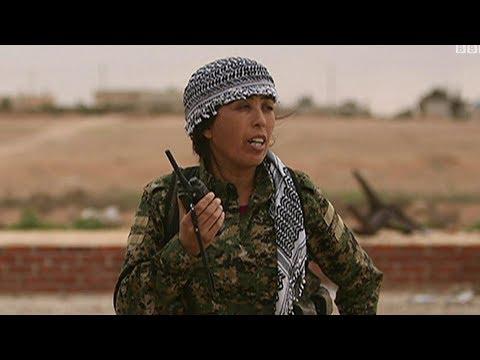 المرأة التي هزمت المئات من مسلحي تنظيم الدولة  - 15:21-2017 / 10 / 14