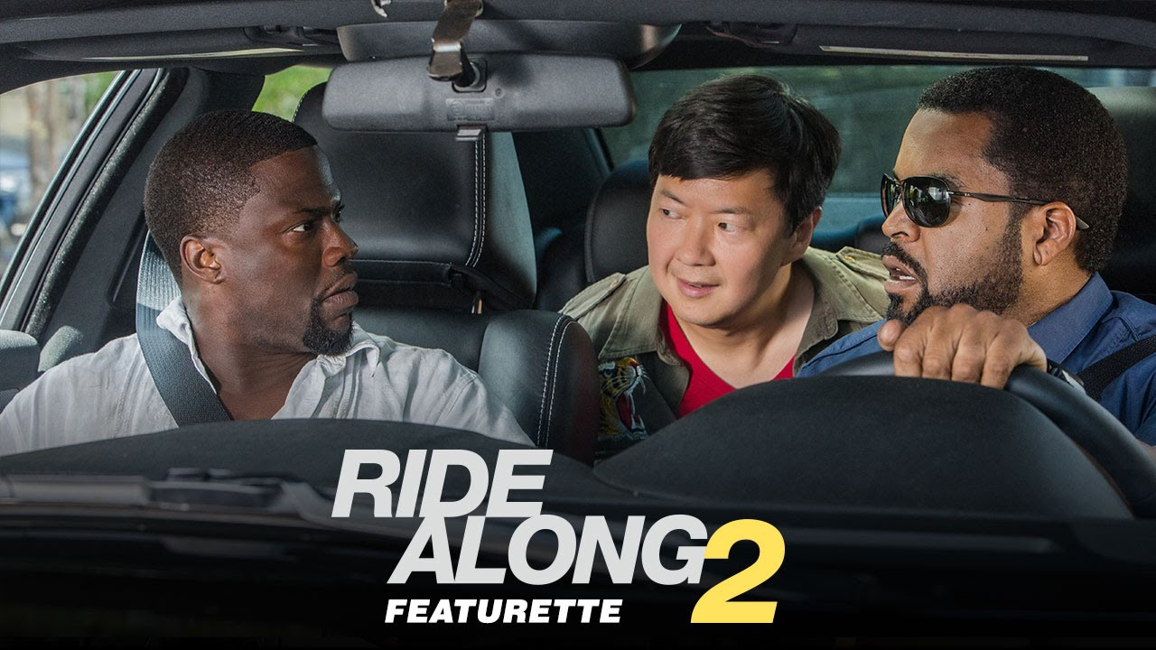 """Download Ride Along 2 - """"Unleashed Madness or Ladies Man: Ken Jeong"""" Featurette (HD)"""
