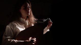 John Dowland - Go crystal tears (Emma-Lisa Roux, voice and lute)