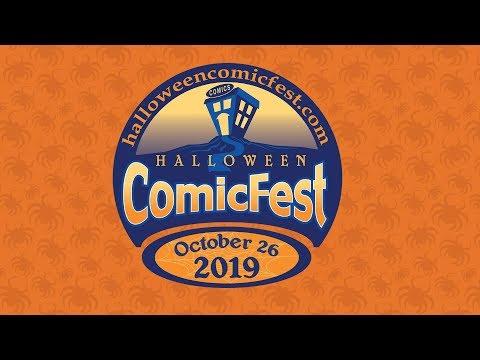 What is Halloween ComicFest? - YouTube