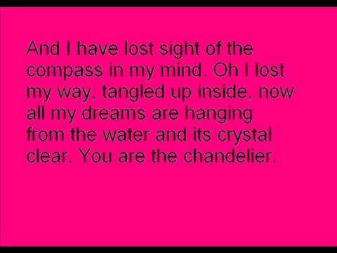 Hotspur -Chandelier with lyrics!! - YouTube